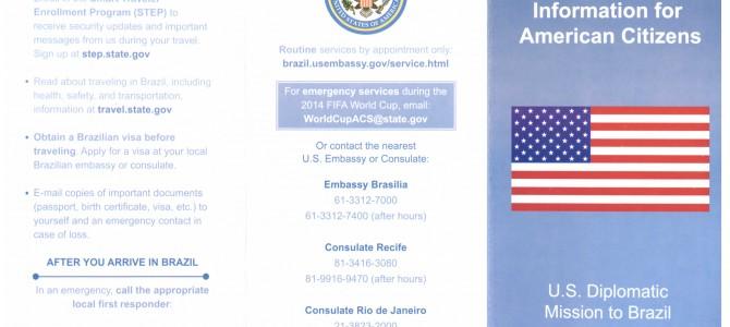 Pefoce recebe visita de Agente do Consulado Norte Americano
